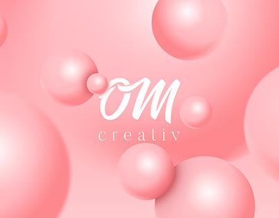 OM Creativ   Branding Idea