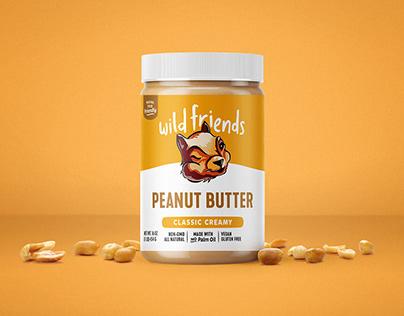 Wild Friends – Nut Butters