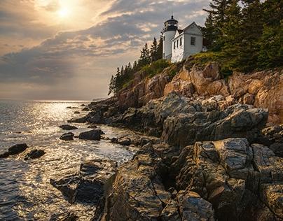 Maine Coast (Explored)