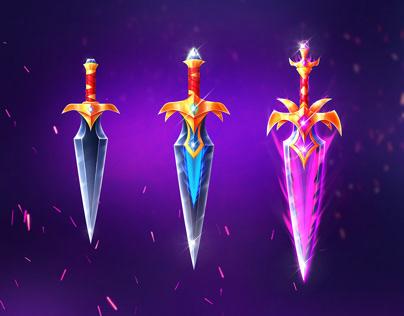 Swords - Legendary Blacksmith Game