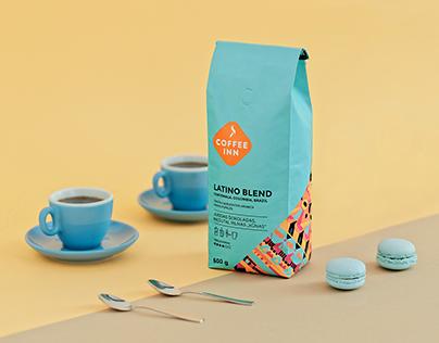 COFFEE INN coffee