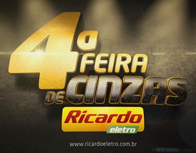 Ricardo Eletro - 4ª Feira de Cinzas 2016