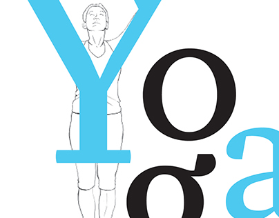 Type Specimen-Yoga