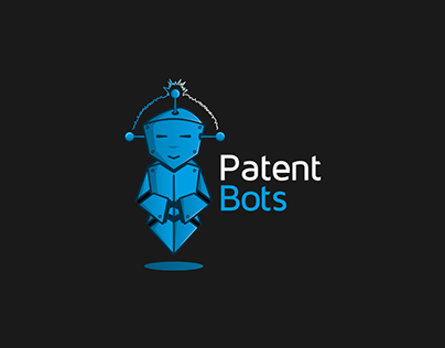 PatentBots LOGO Design