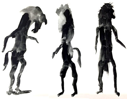 The Man From La Mancha costume design drawings