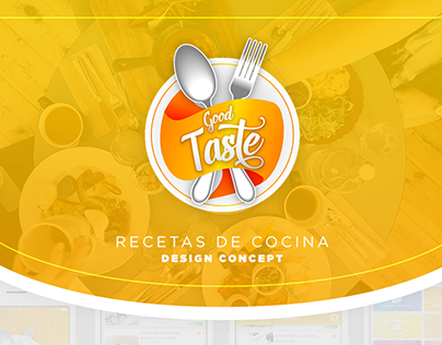 GoodTaste - Recetas de Cocina