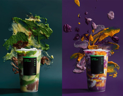 Camouflage Walling Milk Tea (By Teazzi)
