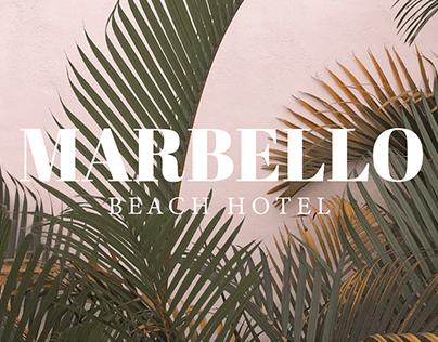 Marbello Hotel Website