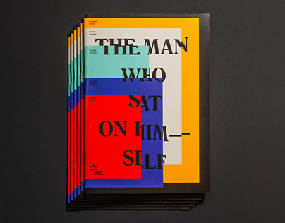The Man who sat on Himself