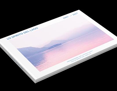 Lo Spirito Del Lago   Editorial Design, Book