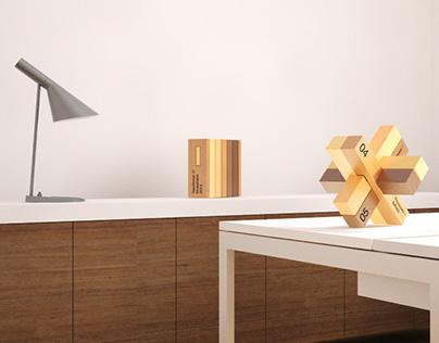 NeoWood Product Display