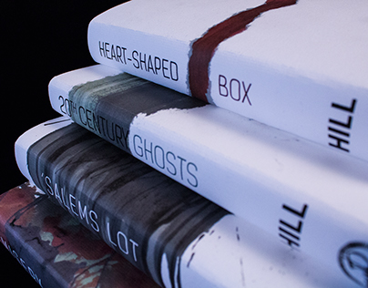 Packaging | Legacy of Horror Book Jackets