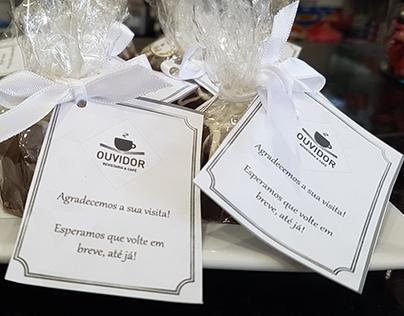 Ouvidor - Revistaria e Café - Logotipo + Facebook