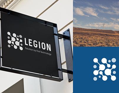 LEGION Brand Design
