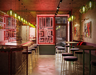 St. Petersburg, bar #2