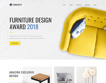 Furniture Shop - WP