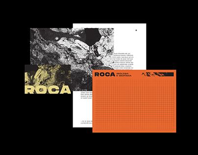 Roca: Geologia e Geofísica