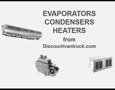 Evaporators Condensers Heaters Discountvantruck.com