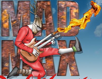 Doof Warrior- Mad Max Fury Road