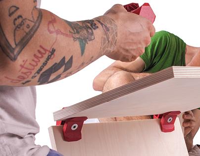 PlayWood DIY Furniture