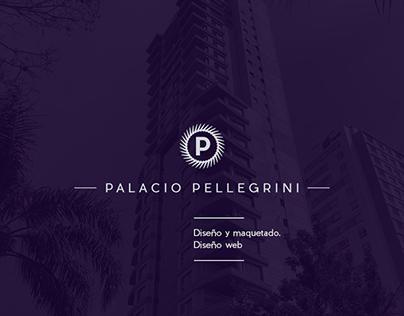 Palacio Pellegrini Web Site