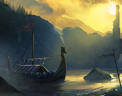 The Coast of Sails