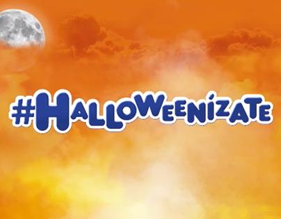 Serie Web Halloweenízate para Fanta