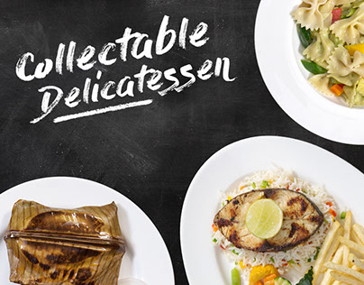 Mustake Restaurant - Social Media posters
