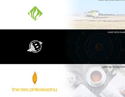 Logofolio Vol. 3   2017
