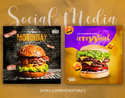 Social Media - Datas Comemorativas - Diversos | 2