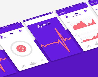 Byte•All - Service Design