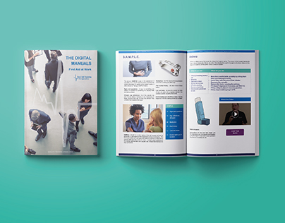 Digital First Aid Manuals - First Aid Training Co-op