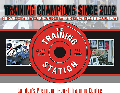 Tear Sheet for The Training Station