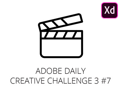 Daily Creative Challenge 3 #7 - Movie Rental App