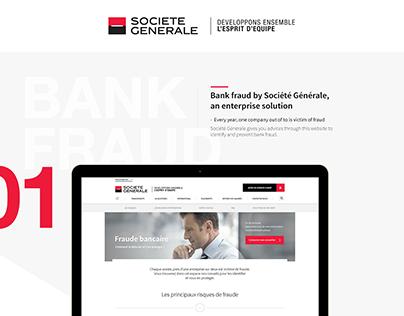 Société Générale - Bank Fraud