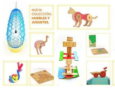 Catálogo - Salta la Chiva - Editorial