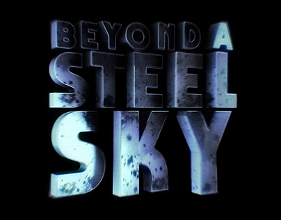 Beyond a Steel Sky Logo Animation