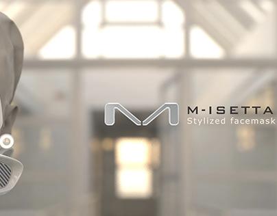 """""""M-ISETTA"""" Mask Design"""