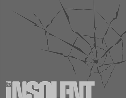 The Insolent — Logo & Cover