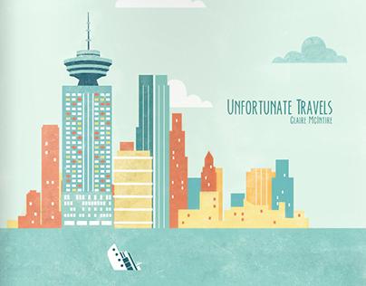 Book Illustration: Unfortunate Travels
