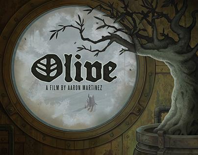 Olive - Concept/Poster Illustration