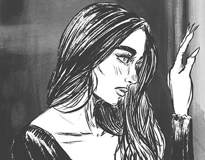INK GIRL 01