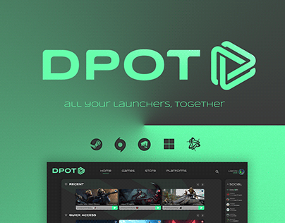 DPOT Game Launcher App