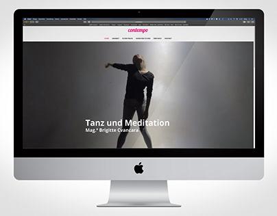 Contempo – Website, Brand Identity