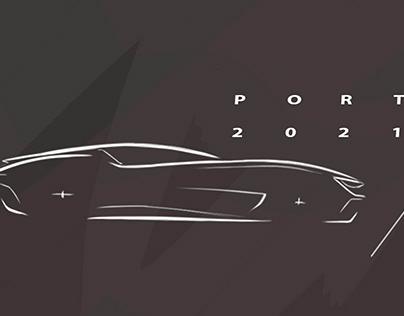 Automotive Design Portfolio 2021