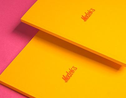 Modeks / book