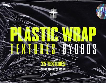 25 Plastic Textures — byDBDS®