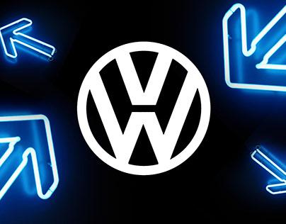"""Volkswagen - """"Directions"""" Radios"""