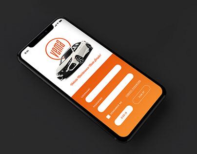 VEMA Vehicle Maintenance Reminder App