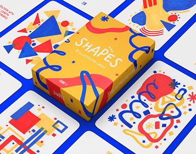 Shapes | Cartas ilustradas
